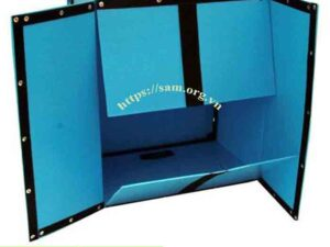 SAM corrugated plastic sheet box sign layer pad